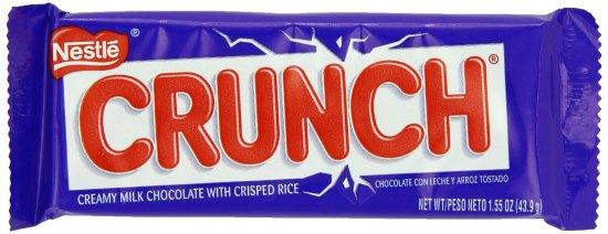 Crunch . Bar clipart snack