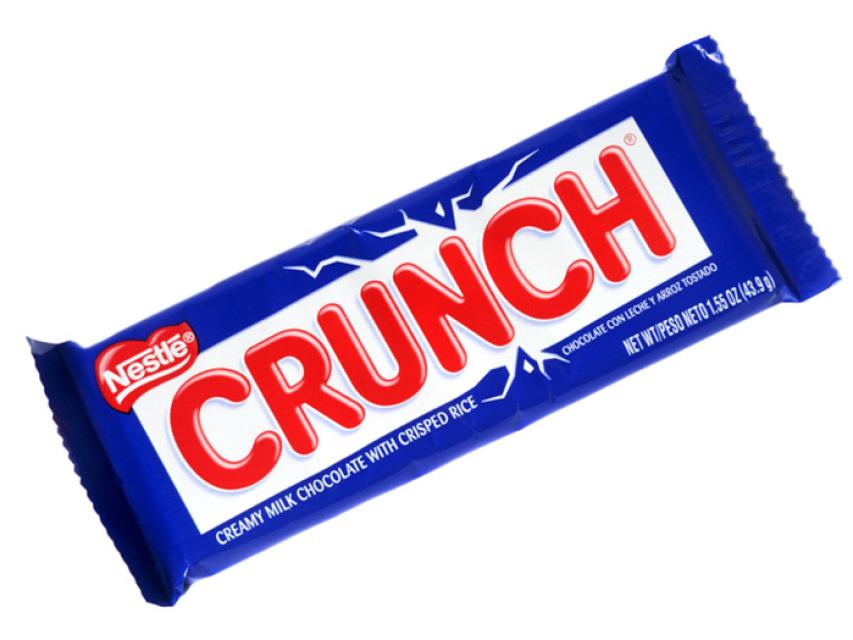 Nestle crunch . Bar clipart snack