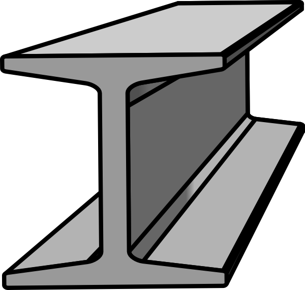 Token clip art at. Bar clipart steel