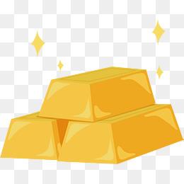 Bar clipart vector. Gold bullion png vectors