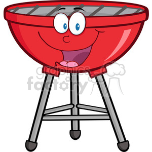 Royalty free rf red. Barbecue clipart