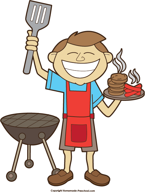 Barbecue clipart. Free bbq click to