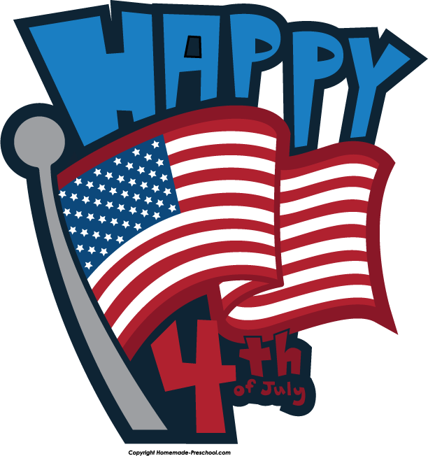 Free th . Barbecue clipart 4th july
