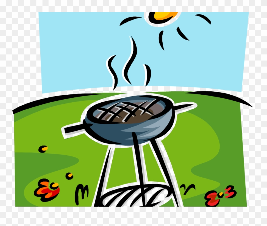 Barbecue clipart. Bbq clip art grill