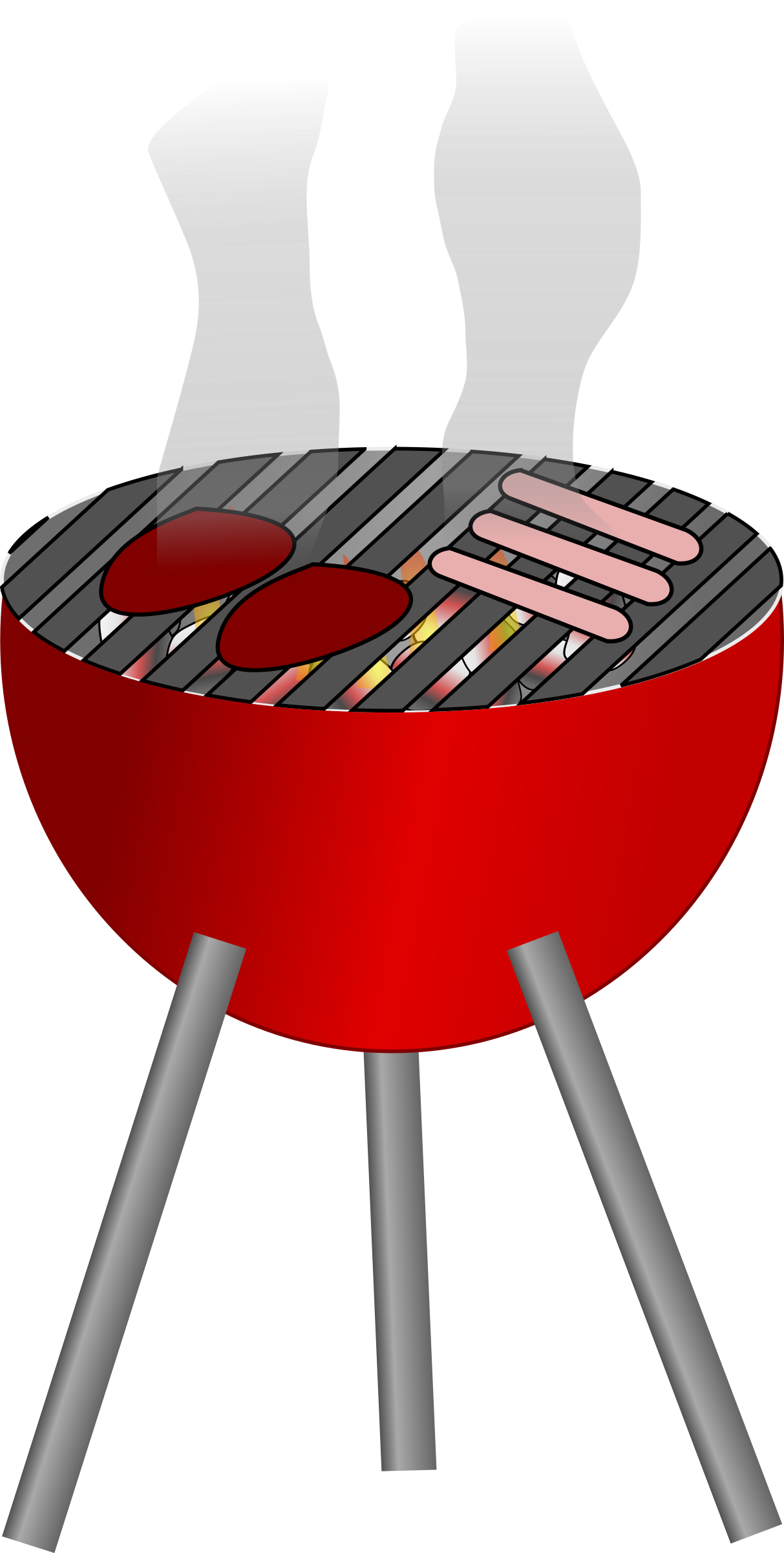 Grilling clipart grille. Barbecue