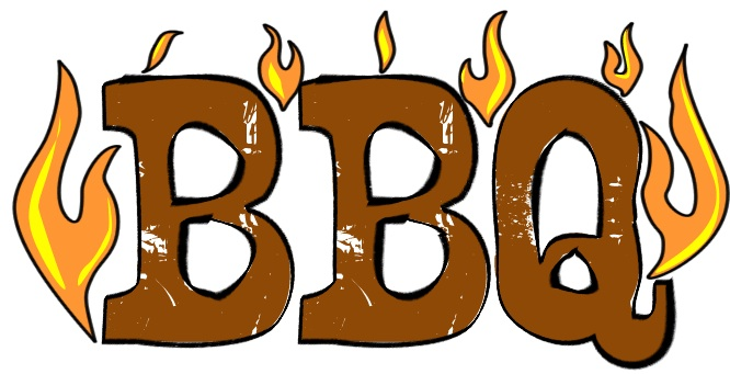 Free bbq images family. Barbecue clipart animated