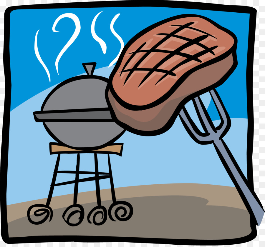 Barbecue clipart animated. Grill madison avenue baptist