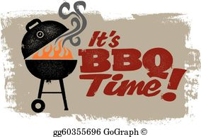 Barbecue clipart backyard bbq. Barbeque clip art royalty