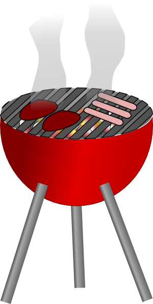 Clip art free grill. Grilling clipart barbecue