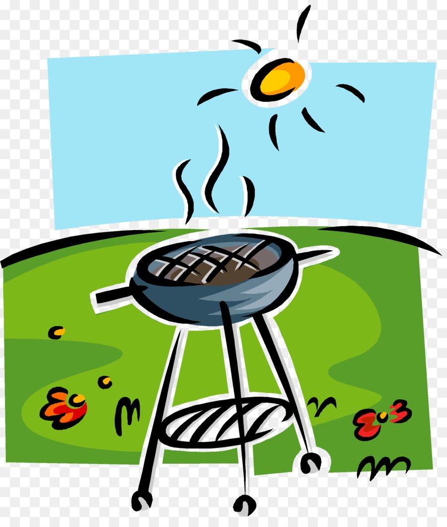Bbq clipart baseball. Barbecue grilling baked beans