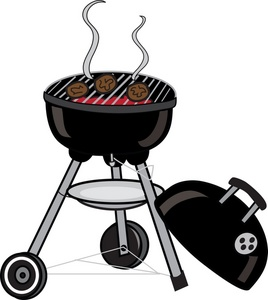 Grilling clipart grillclip. Free barbecue image food