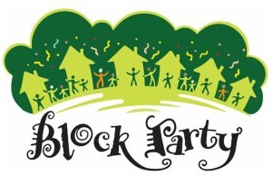 Barbecue clipart block party. How to have a