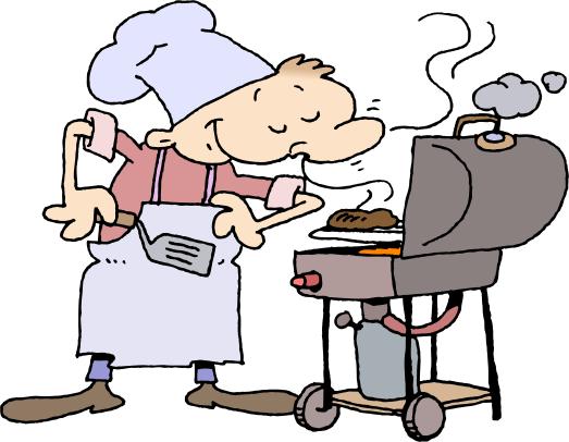Barbecue clipart cartoon. Clip art free labor