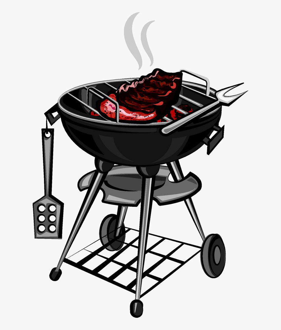 Clip art grill free. Grilling clipart barbecue