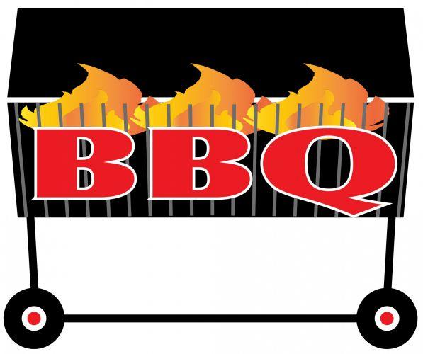 Bbq free images clipartandscrap. Barbecue clipart church