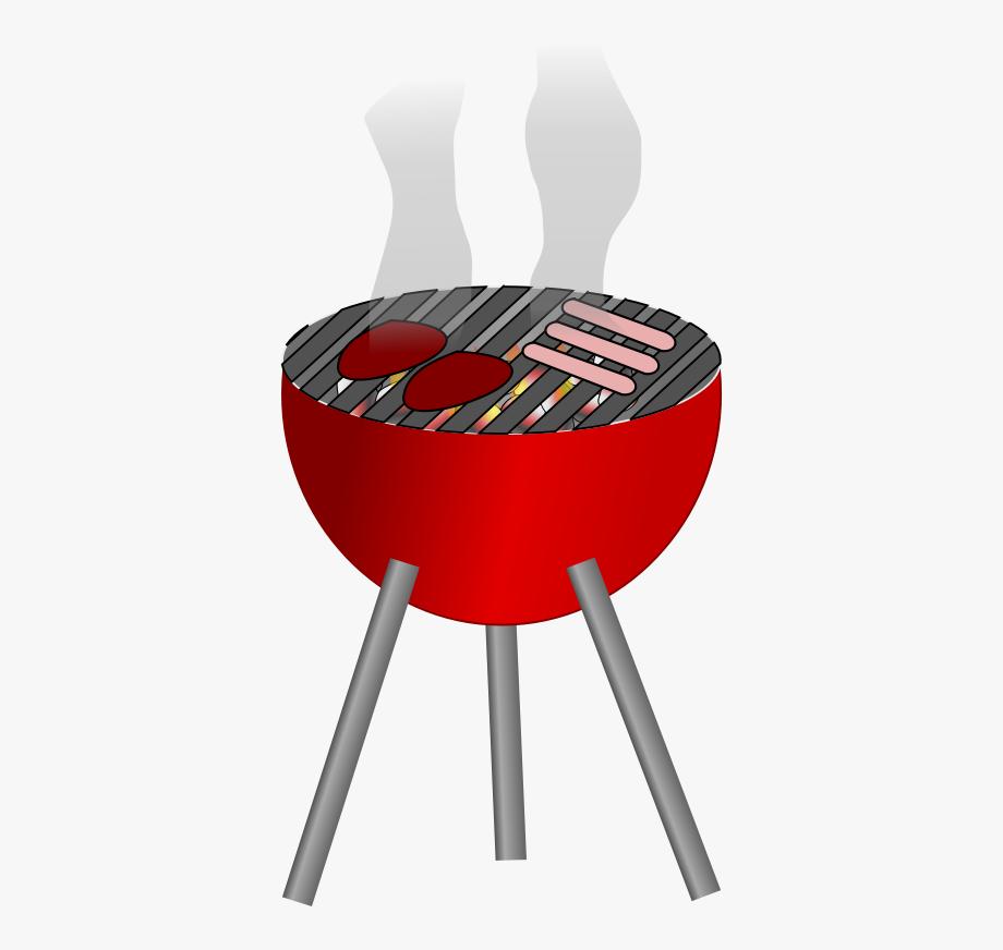 Bbq fundraiser grill . Barbecue clipart clip art