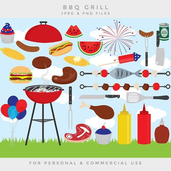 Barbecue clipart family barbecue. Barbeque bbq clip art