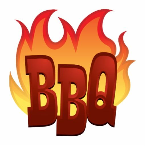 Barbecue clipart flyer. Free bbq download clip