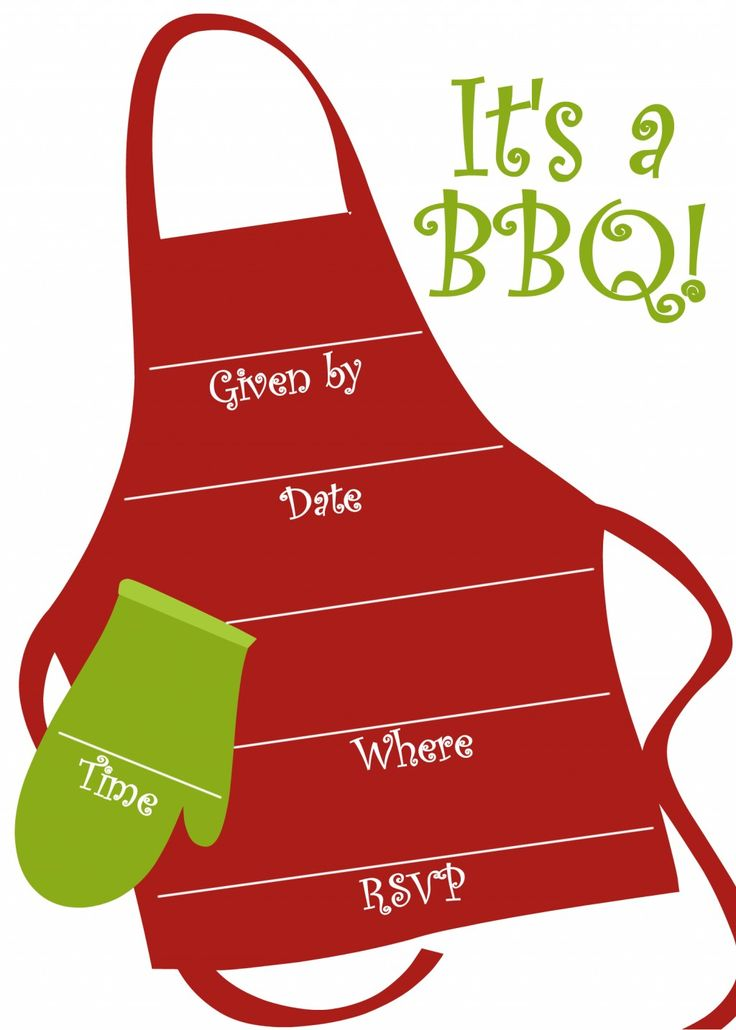 images of bbq. Barbecue clipart flyer