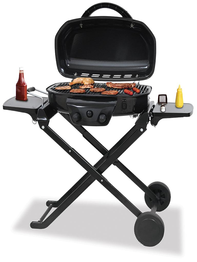 Deluxe outdoor lp blue. Barbecue clipart gas grill