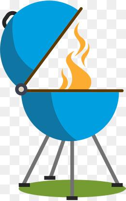 Barbecue clipart logo.  png vectors psd