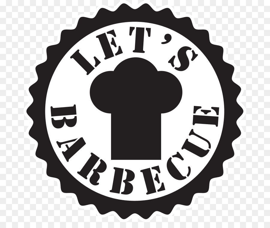 Circle font product transparent. Barbecue clipart logo