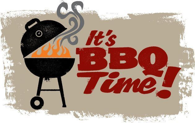 Mode s annual summer. Barbecue clipart office