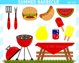 Bbq clipart picnic. Free barbeque cookout cliparts