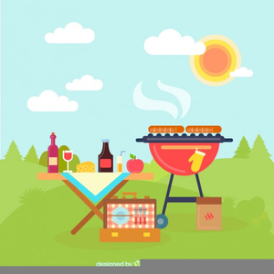 Bbq clipart picnic. Barbecue free images at