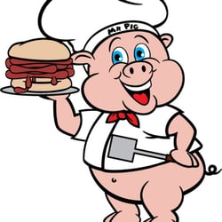 Barbecue clipart pig. Mr s bbq closed