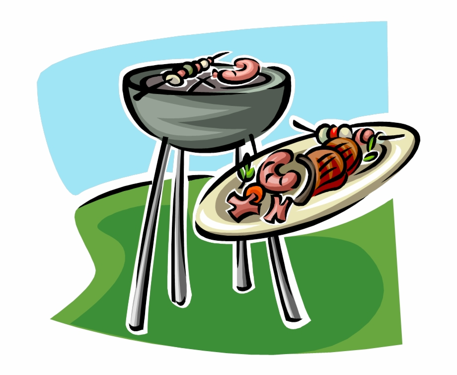 Barbecue clipart school. Bbq back to free