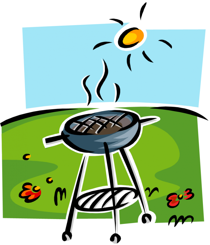 Barbecue clipart school. Save the date community