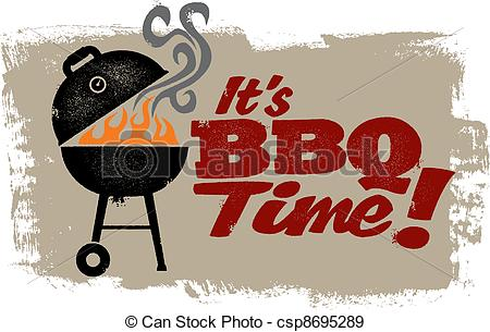 Barbecue clipart sign. Bbq free illustrations and