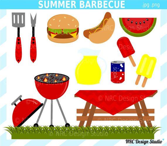 Barbecue clipart summer. Bbq clip art dollar