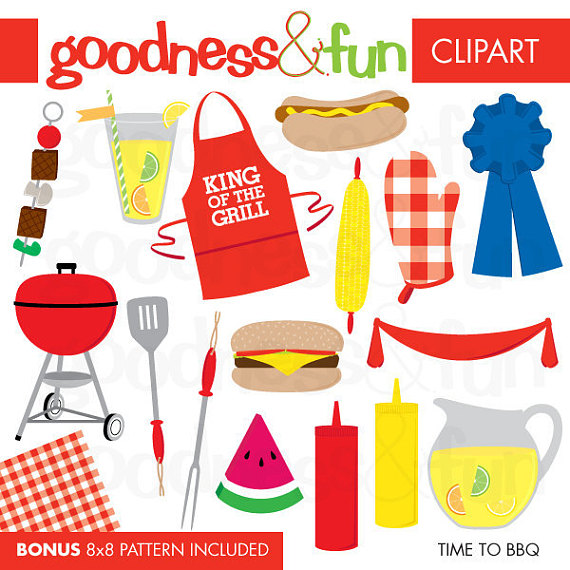 Barbecue clipart summer. Buy get free time