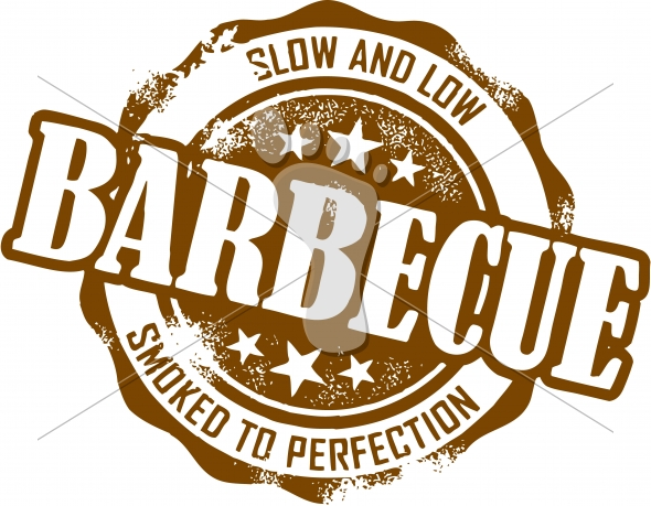 Barbecue clipart vintage. Bbq restaurant menu clip