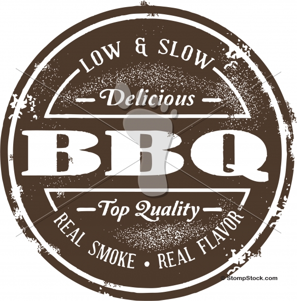 Bbq design stompstock royalty. Barbecue clipart vintage