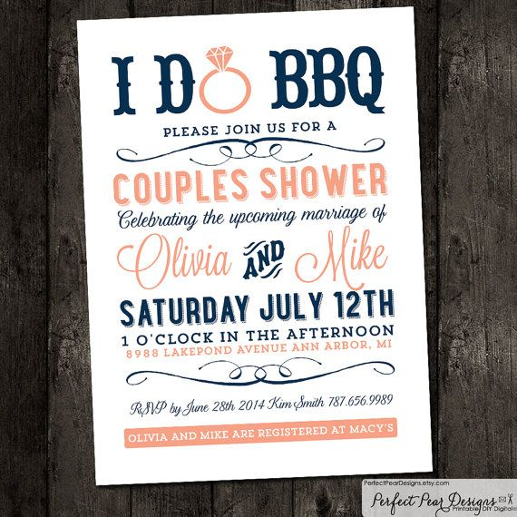 Barbecue clipart wedding.  best coral and