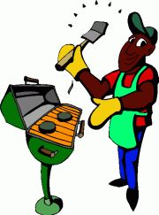 Barbeque clip art coolest. Barbecue clipart weekend