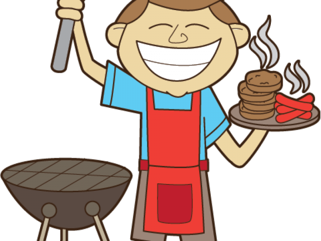 Bbq clipart dad. Barbecue free on dumielauxepices