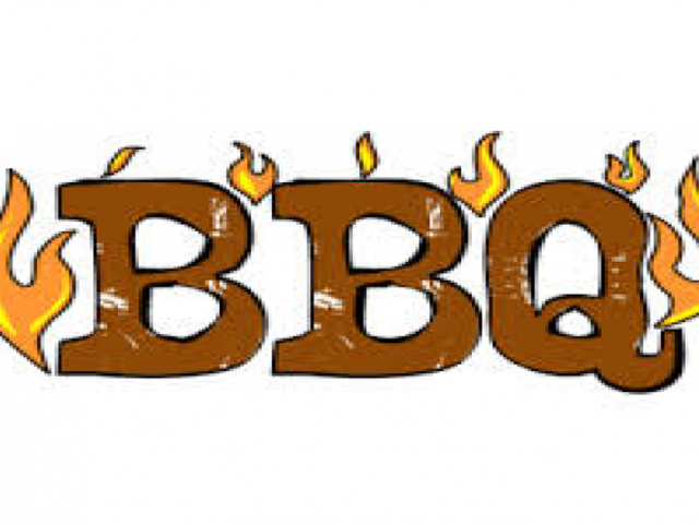 Bbq clipart word. Barbecue free on dumielauxepices