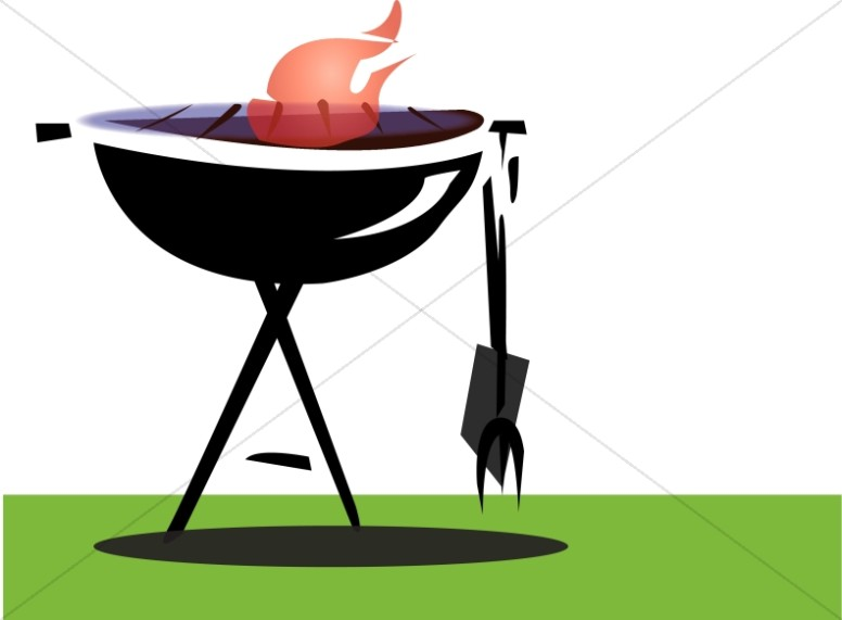 Barbecue clipart youth. Christian summer camp