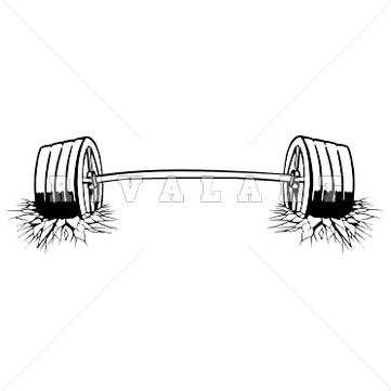 Barbell clipart barbell weight.  best awesome lifting