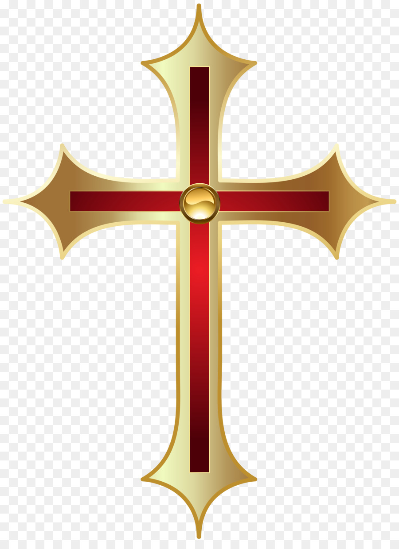 Christian symbol clip art. Barbell clipart cross