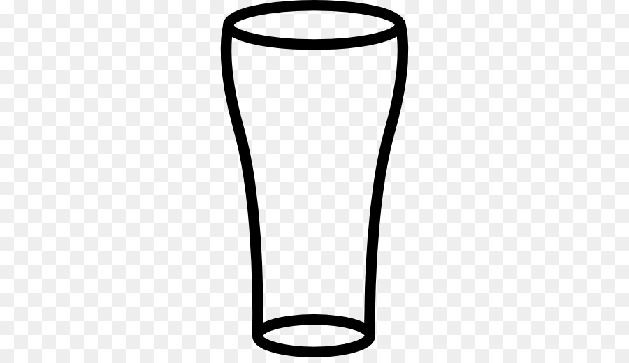 Beer table computer icons. Glass clipart empty glass