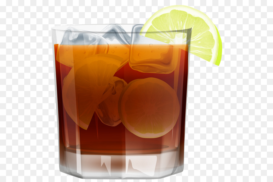 Cocktail garnish grog whiskey. Barbell clipart old fashioned