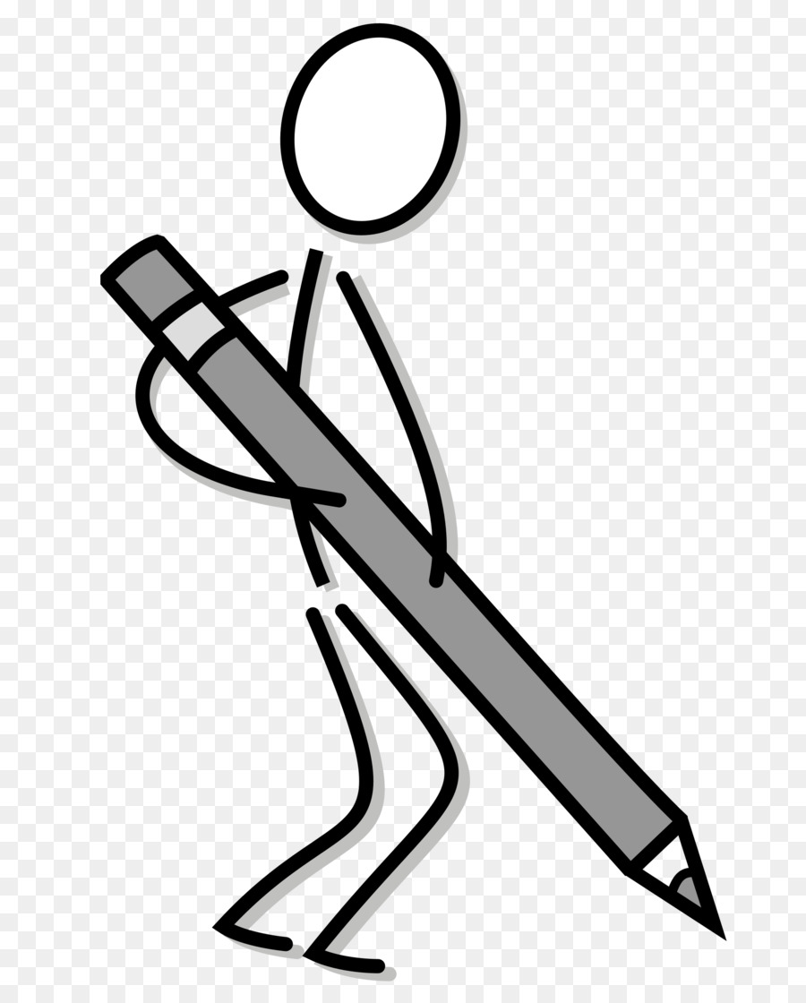 Drawing writing clip art. Barbell clipart stick figure