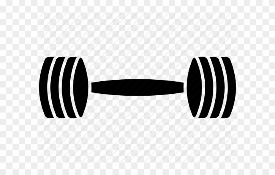 Health fitness dumbbell png. Dumbbells clipart excersize