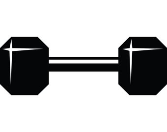 Weight training svg etsy. Barbell clipart wieght