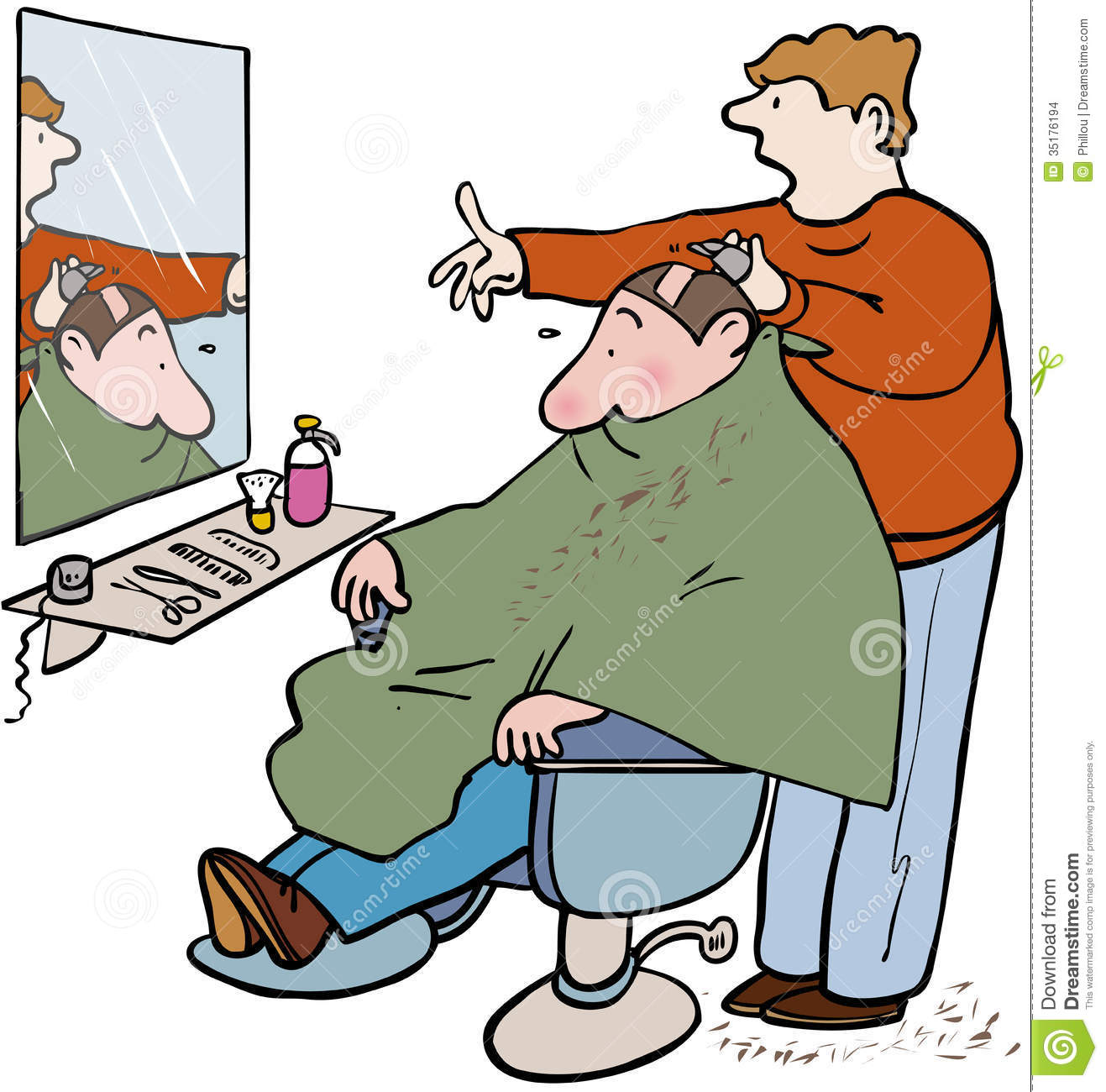 clipartlook. Barber clipart